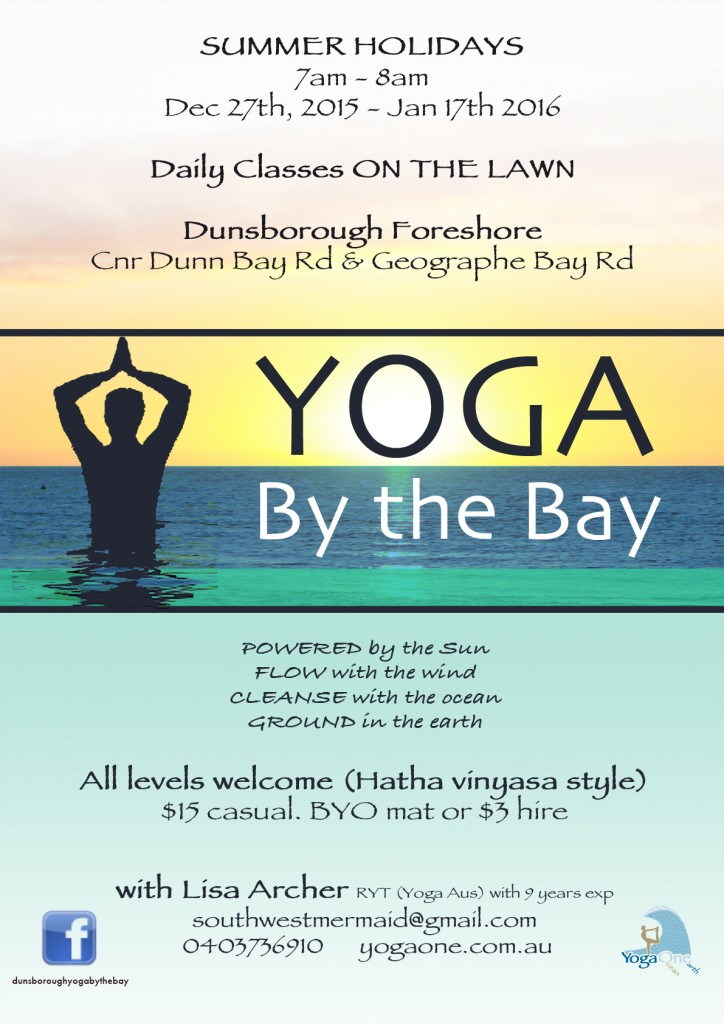Yoga By the Bay A4