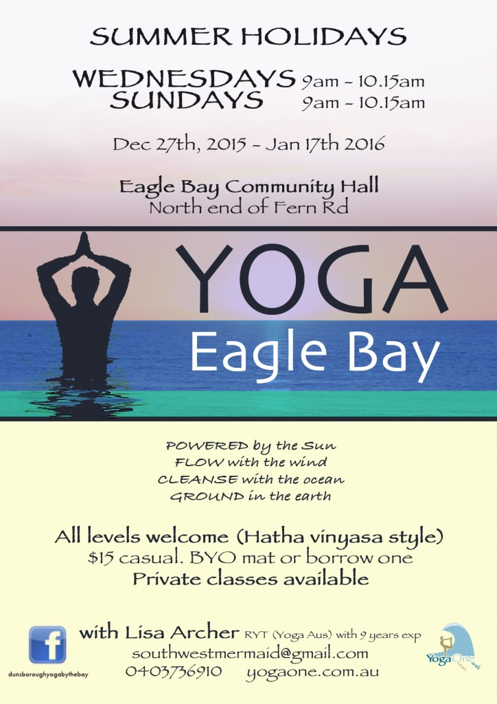 Yoga Eagle Bay A4