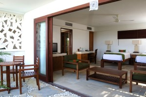 Twin Share Rooms. Image @batukaranglembongan