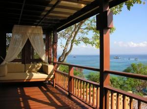 One Bedroom Villa. Image @batukaranglembongan