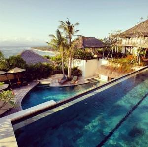 Batu Karang Lembongan Resort. Image @batukaranglembongan