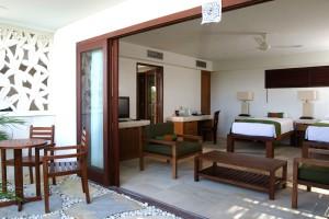 Twin Share Rooms. Image @batukaranglembongan
